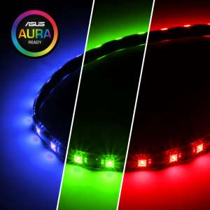 BitFenix Alchemy 3.0 Magnetic Addressable Paek RGB-LED - Command Kit - 30cm