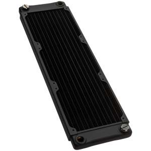 XSPC  TX360 Crossflow Ultrathin Radiator - 360mm, czarna