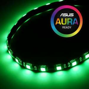 BitFenix  Alchemy 2.0 Magnetic RGB-LED-Strip - 30cm, 15 LEDs
