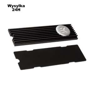 EK Water Blocks EK-M.2 NVMe Heatsink - czarny