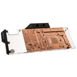 EK Water Blocks  EK-Vector Radeon VII - Copper + Plexi