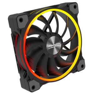 Alpenföhn  120mm Wing Boost 3 ARGB High Speed ​​PWM Single FAN - Black