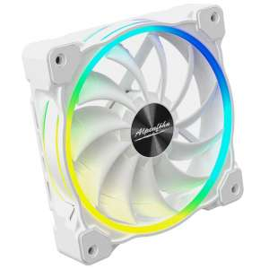 Alpenföhn  120mm Wing Boost 3 ARGB High Speed ​​PWM Single FAN - White