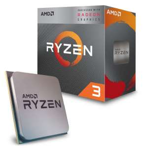 AMD  Ryzen 3 3200G 3,6 GHz (Picasso) Socket AM4 - box