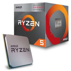 AMD  Ryzen 5 3400G 3.7 GHz (Picasso) Socket AM4 - Box