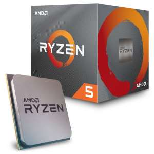AMD  Ryzen 5 3600X 3.8 GHz (Matisse) Socket AM4 - box