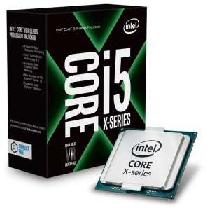 Outlet Intel  Core i5-7640X 4,0 GHz (Kaby Lake-X) Socket 2066 - box