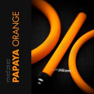 MDPC-X Sleeve BIG - Papaya-Orange 1m