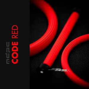 MDPC-X Sleeve BIG - Code-Red 1m