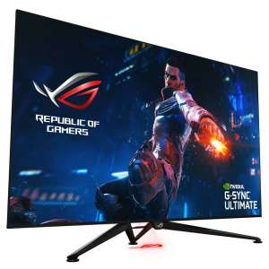 ASUS ROG Swift PG65UQ 163.9 cm (64.5 Cala) 144Hz G-SYNC Ultimate 4K - DP HDMI