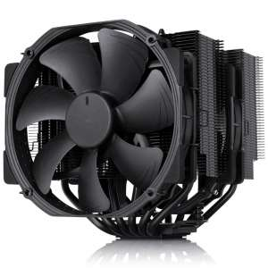 Noctua NH-D15 chromax.black CPU-Cooler - 140/140mm