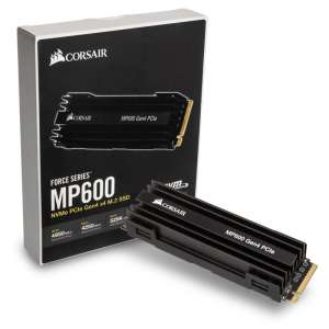 Corsair MP600 NVMe SSD PCIe 4.0 M.2 Typ 2280 - 2 TB
