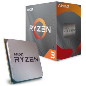 AMD Ryzen 3 3300X 3.8 GHz (Matisse) gniazdo AM4 - Box