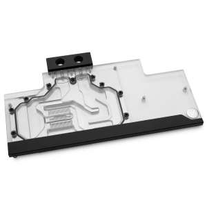 EK Water Blocks EK-Classic Trio RTX 2080 Ti D-RGB - Nickel + Acryl