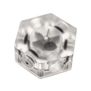 BitsPower  Hexagon Flow Indictor