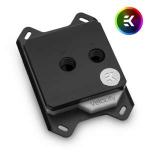 EK Water Blocks  EK-Velocity D-RGB - AMD Nickel + Acetal
