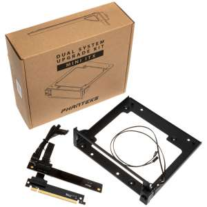 PHANTEKS  ITX-Upgrade-Kit plus PCIe-x1-Riser-Kabel
