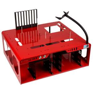 DimasTech  Benchtable Easy V3.0 Spicy Red