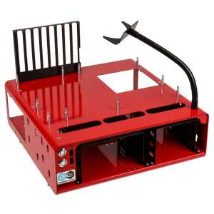 DimasTech  Benchtable NANO Spicy Red