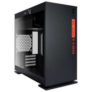 IN WIN 301 Micro-ATX - czarna