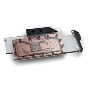 EK Water Blocks  EK-Vector RTX 2080 Ti - Copper + Plexi