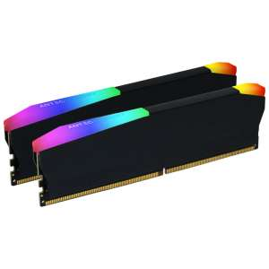 Antec  5 Series RGB czarne DDR4-2400 CL16 - 16 GB Dual-Kit