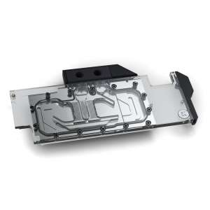 EK Water Blocks  EK-Vector RTX 2080 Ti RGB - Nickel + Plexi