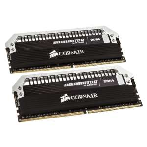 Corsair Dominator Platinum + AF, DDR4-3600, CL 18-8 GB Podwójny Kit